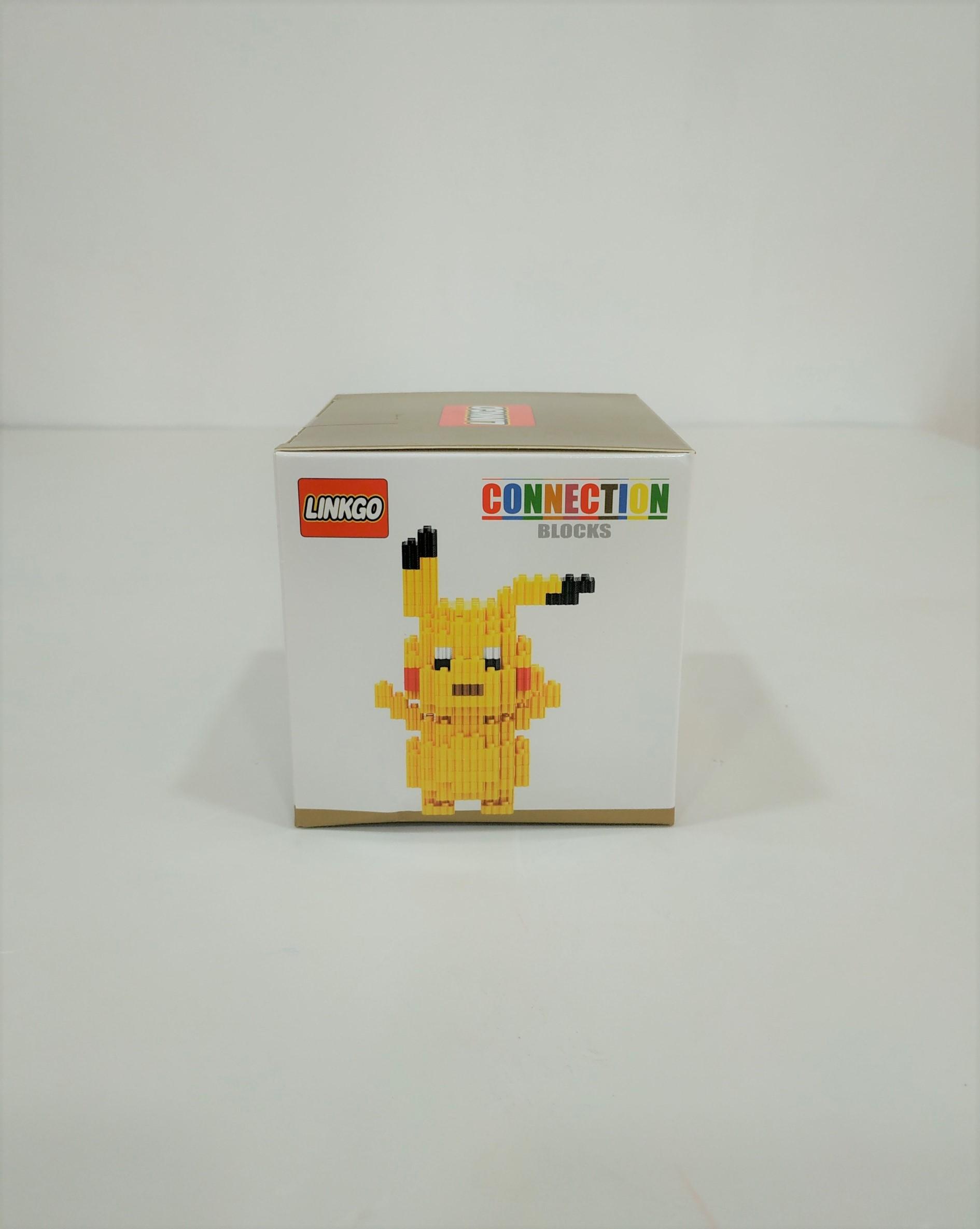 ảnh xếp hình pikachu